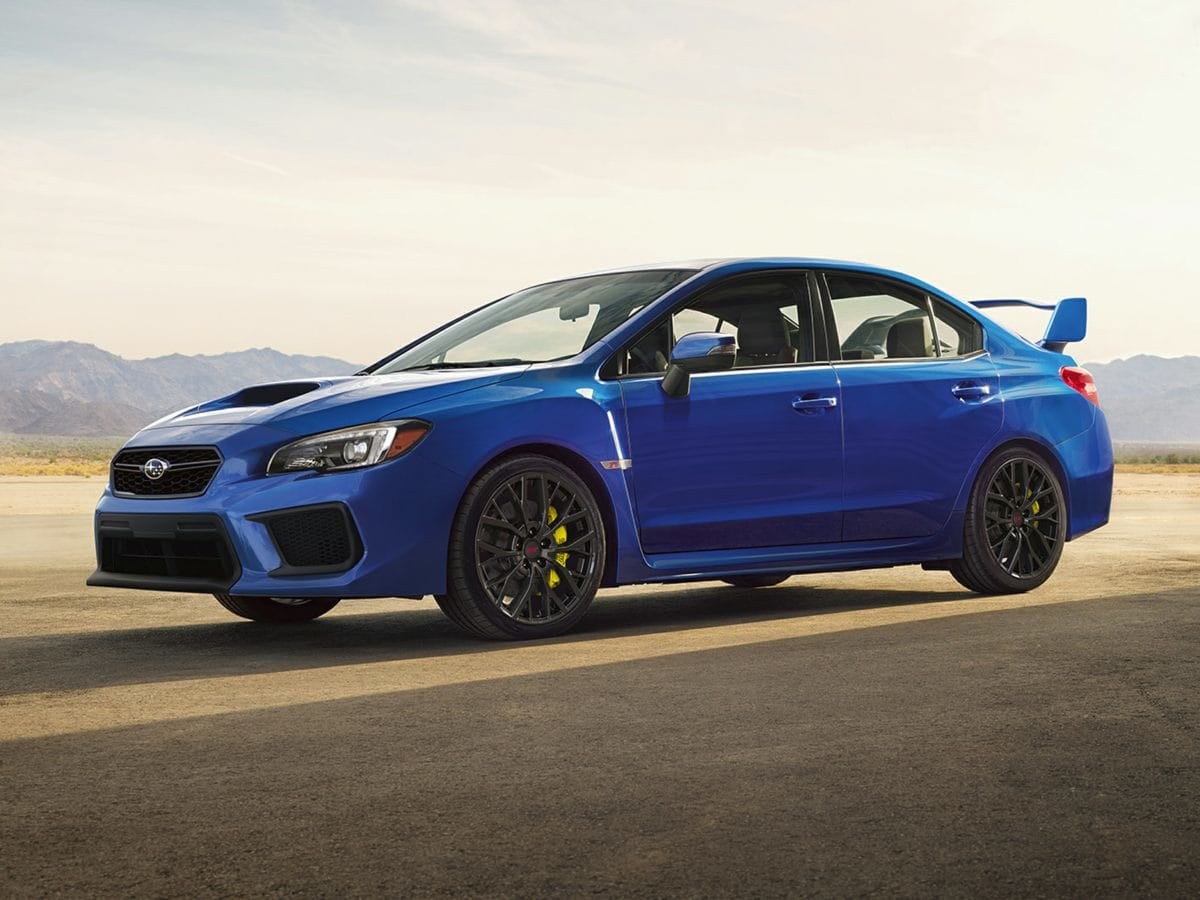2018 subaru impreza sedan. interesting sedan new 2018 subaru wrx sti on subaru impreza sedan