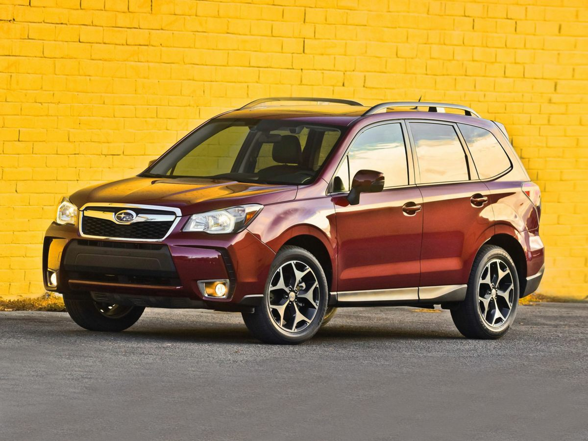 Certified Pre-Owned 2016 Subaru Forester 2.5i Limited
