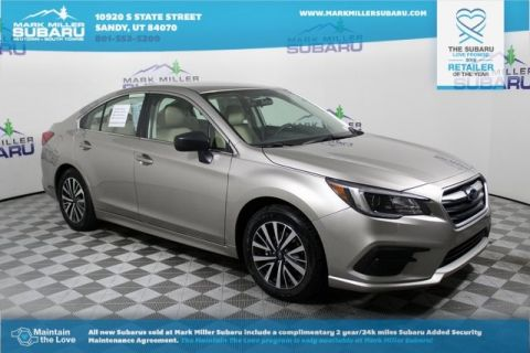 New 2018 Subaru Legacy 2.5i with Alloy Wheel Package