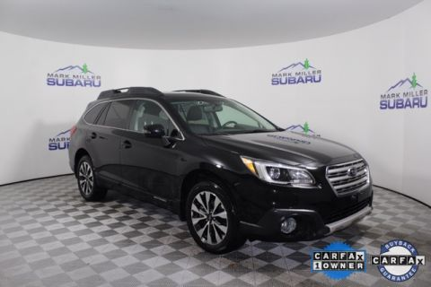 Pre-Owned 2016 Subaru Outback 3.6R